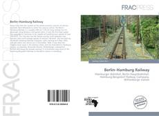 Bookcover of Berlin–Hamburg Railway
