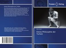 Portada del libro de Kleine Philosophie der Torheit