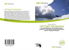 LOT Flight 165 Hijacking kitap kapağı