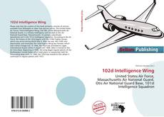 Capa do livro de 102d Intelligence Wing
