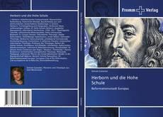 Portada del libro de Herborn und die Hohe Schule