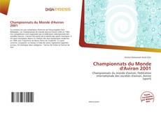 Couverture de Championnats du Monde d'Aviron 2001