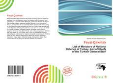Fevzi Çakmak kitap kapağı