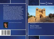 Portada del libro de Mount Tabor