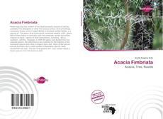 Couverture de Acacia Fimbriata