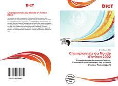 Bookcover of Championnats du Monde d'Aviron 2002