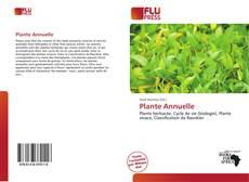 Bookcover of Plante Annuelle