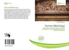 Bookcover of German (Mythology)
