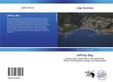 Buchcover von Jeffreys Bay
