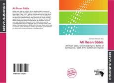 Bookcover of Ali İhsan Sâbis