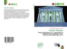Обложка Ford's Theatre
