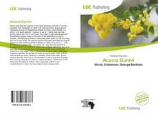 Bookcover of Acacia Gunnii