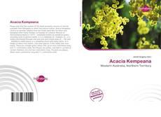 Capa do livro de Acacia Kempeana