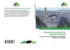 Buchcover von Charles-Emmanuel de Bourbon-Parme