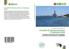 Buchcover von Franklin D. Roosevelt Four Freedoms Park