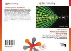 Bookcover of Jamie Stevenson (footballer)
