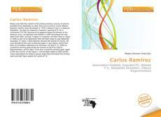 Capa do livro de Carlos Ramírez
