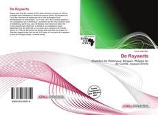 Borítókép a  De Royaerts - hoz
