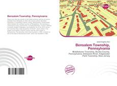 Bookcover of Bensalem Township, Pennsylvania