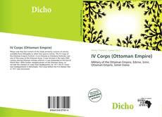 Bookcover of IV Corps (Ottoman Empire)