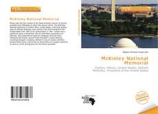 Capa do livro de McKinley National Memorial