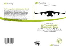 Bookcover of Air Transportation Stabilization Board
