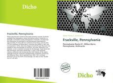 Frackville, Pennsylvania kitap kapağı