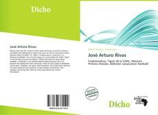 José Arturo Rivas kitap kapağı
