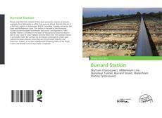 Capa do livro de Burrard Station