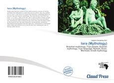 Capa do livro de Iara (Mythology)