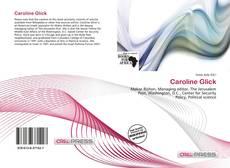 Capa do livro de Caroline Glick