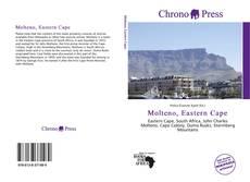 Bookcover of Molteno, Eastern Cape
