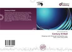 Century III Mall kitap kapağı