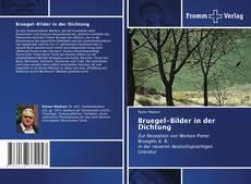Обложка Bruegel-Bilder in der Dichtung