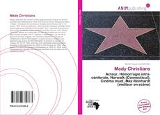 Couverture de Mady Christians