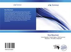 Bookcover of Kea Bouman