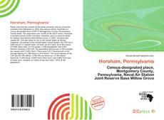 Capa do livro de Horsham, Pennsylvania