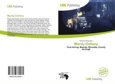 Borítókép a  Mardy Colliery - hoz