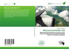 Messerschmitt Me 163 kitap kapağı