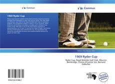 Buchcover von 1969 Ryder Cup