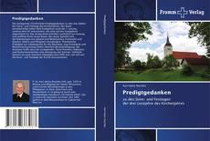 Bookcover of Predigtgedanken