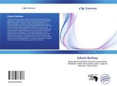 Buchcover von Edwin Borboa