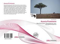 Bookcover of Acacia Prominens