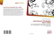 Couverture de John Davies (footballer born 1966)
