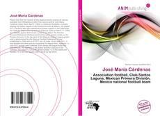 Bookcover of José María Cárdenas