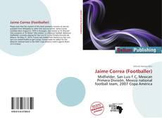 Buchcover von Jaime Correa (Footballer)