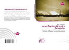 Capa do livro de Jean-Baptiste Grégoire Delaroche