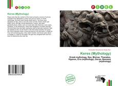 Capa do livro de Keres (Mythology)