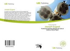 Bookcover of Joseph Cugnot