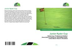 Junior Ryder Cup的封面